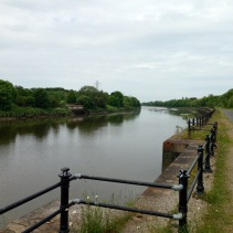 River Ribble, Preston.