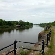 River Ribble, Preston.