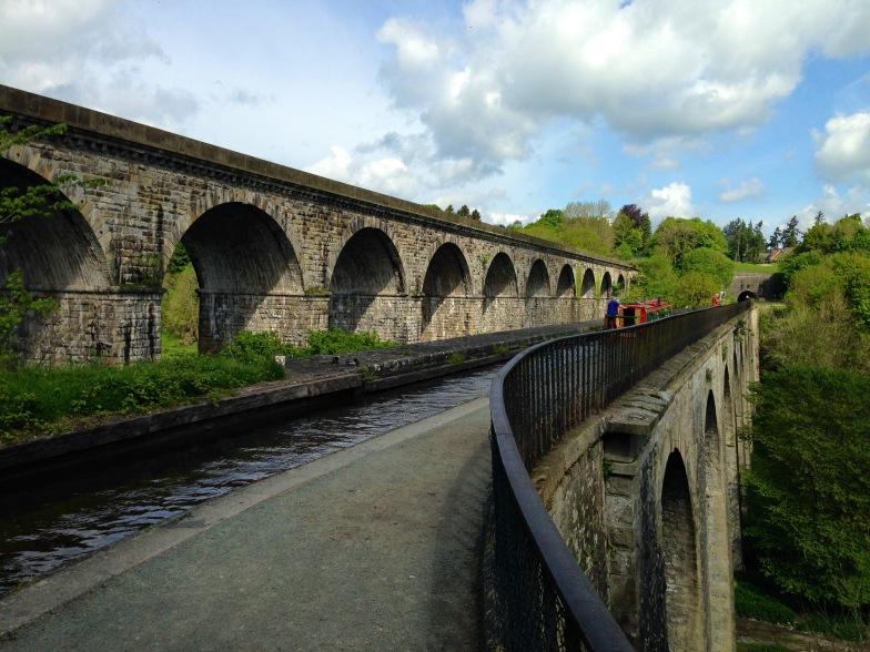 Chirk aqueduct.