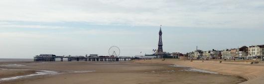 Blackpool.