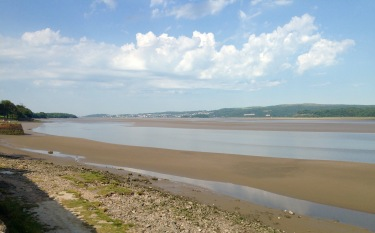 Arnside; for the last time.