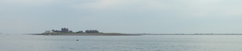 Piel Island from the north.