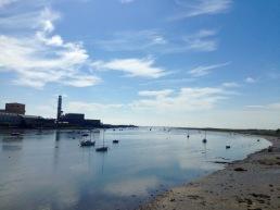 Barrow in Furness; the docks.