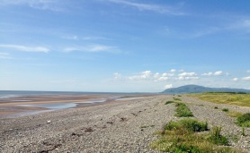From Walney towards the next walk.