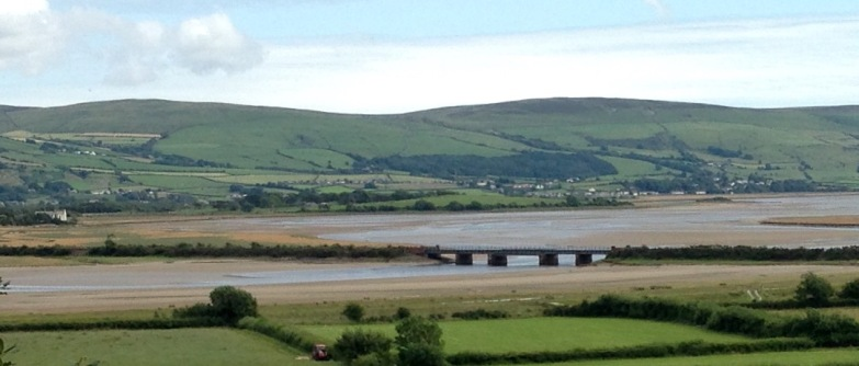 The Duddon Estuary.