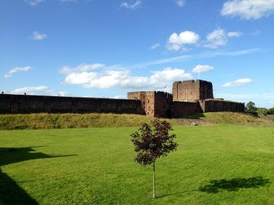 Carlisle. The Castle.