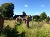 The wedding church at Gretna.