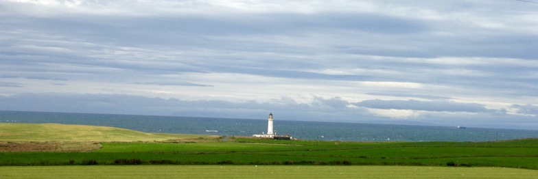 Stevenson lighthouse, Corsewall, Rhinns of Galloway.