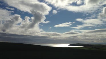 The Mull of Galloway.