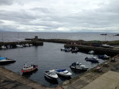 Harbour, Dunure.