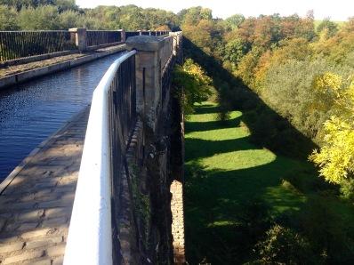 Aqueduct; Union Canal.
