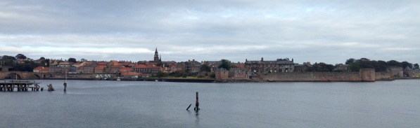 Berwick upon Tweed.