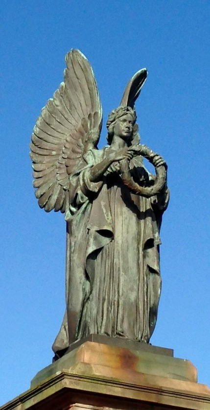 Guardian angel; Berwick.