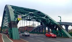 Bridge over the Wear, Sunderland.