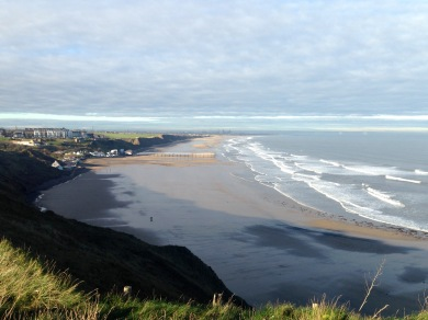 Looking back, Saltburn.