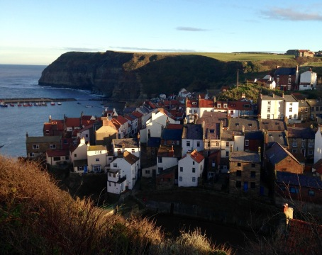 Staithes.