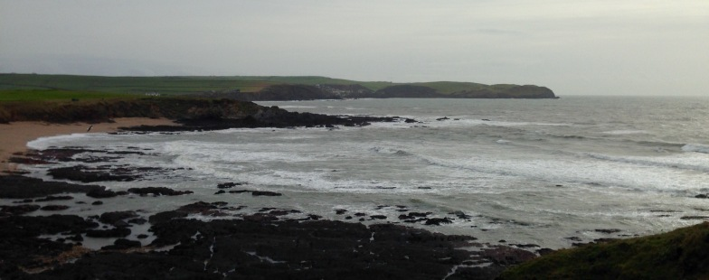 Near Thurlestone.