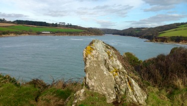 Mouth of the River Erme.