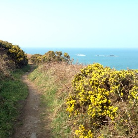 The Coast Path.
