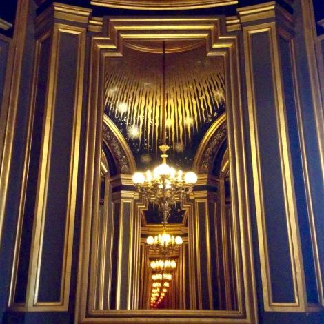 Opéra Palais Garnier.