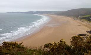 Woolacombe Sand.