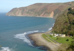 Lynmouth.
