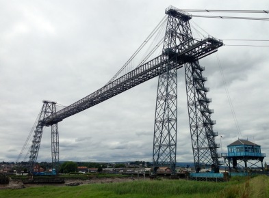 Transporter Bridge, Newport.