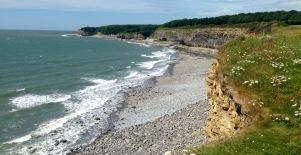 Tresilian Bay.