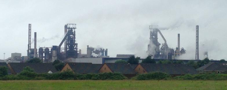 Steelworks, Port Talbot.