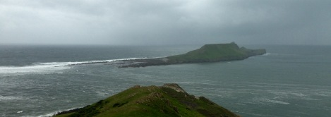 Worms Head.