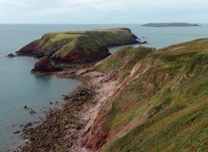 Gateholm Island.