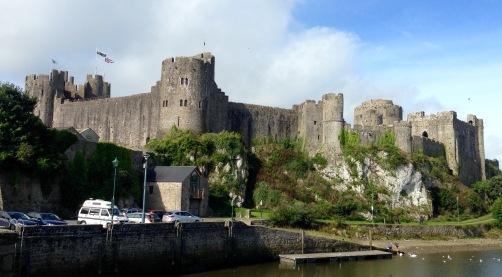 Pembroke Castle.