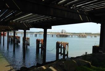 Jetties, Pembroke Dock.