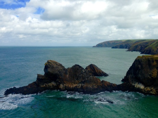 From Pembrokeshire to Ceredigion: three days to Aberystwyth.