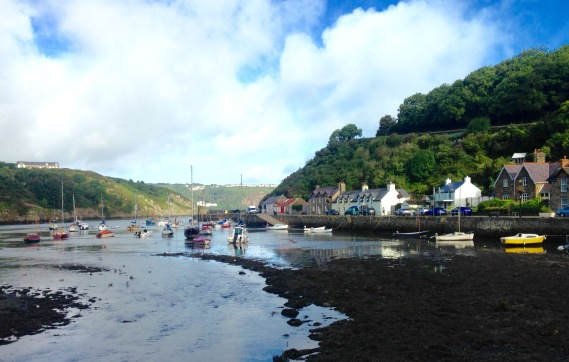 Old Fishguard.