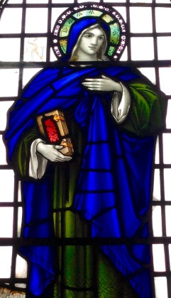 St. Non, mother of St. David.