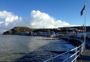 Marine Terrace, Aberystwyth.