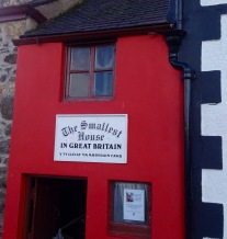 The Smallest House in Britain, Conwy.
