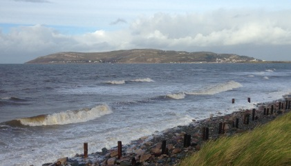 Llandudo and the Great Orme.