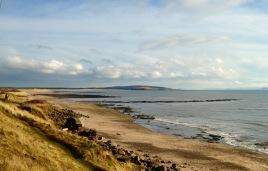 Looking towards Kincraig Point.