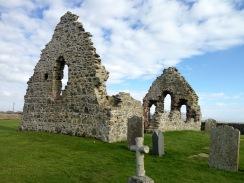 13th century Chapel of St. Mary, Rattray.