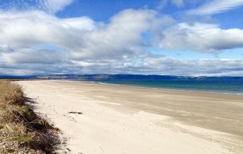 Beach near Nairn.