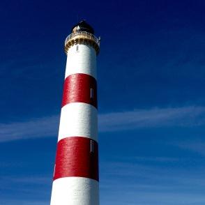 Tarbat Ness lighthouse.