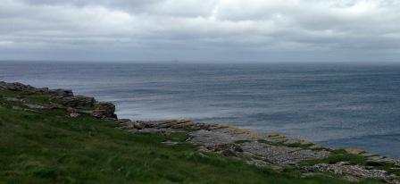 Coast near Lybster.