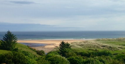 Strathy Bay.