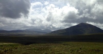 The wrong side of Fashven: taking the wrong route to Cape Wrath.