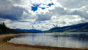 Loch Broom from Ullapool.
