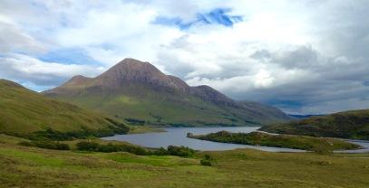 Loch Bad a' Ghaill.