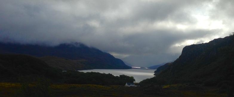 Storm: Loch Maree.