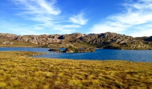 Loch Tollaidh, in the hills above Gairloch.